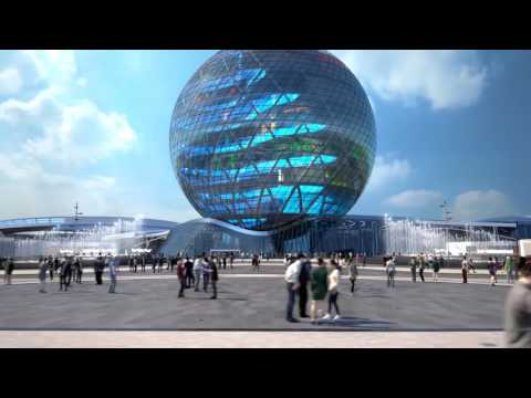 Welcome To Astana EXPO 2017!