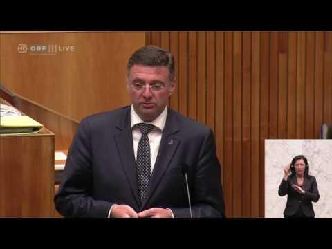 Nationalratssitzung 4 Infrastrukturminister Jörg Leichtfried SPÖ 0043260848