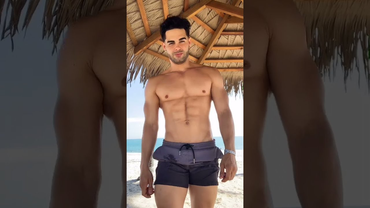 Luis Mintegui - handsome young with dance moves 💥