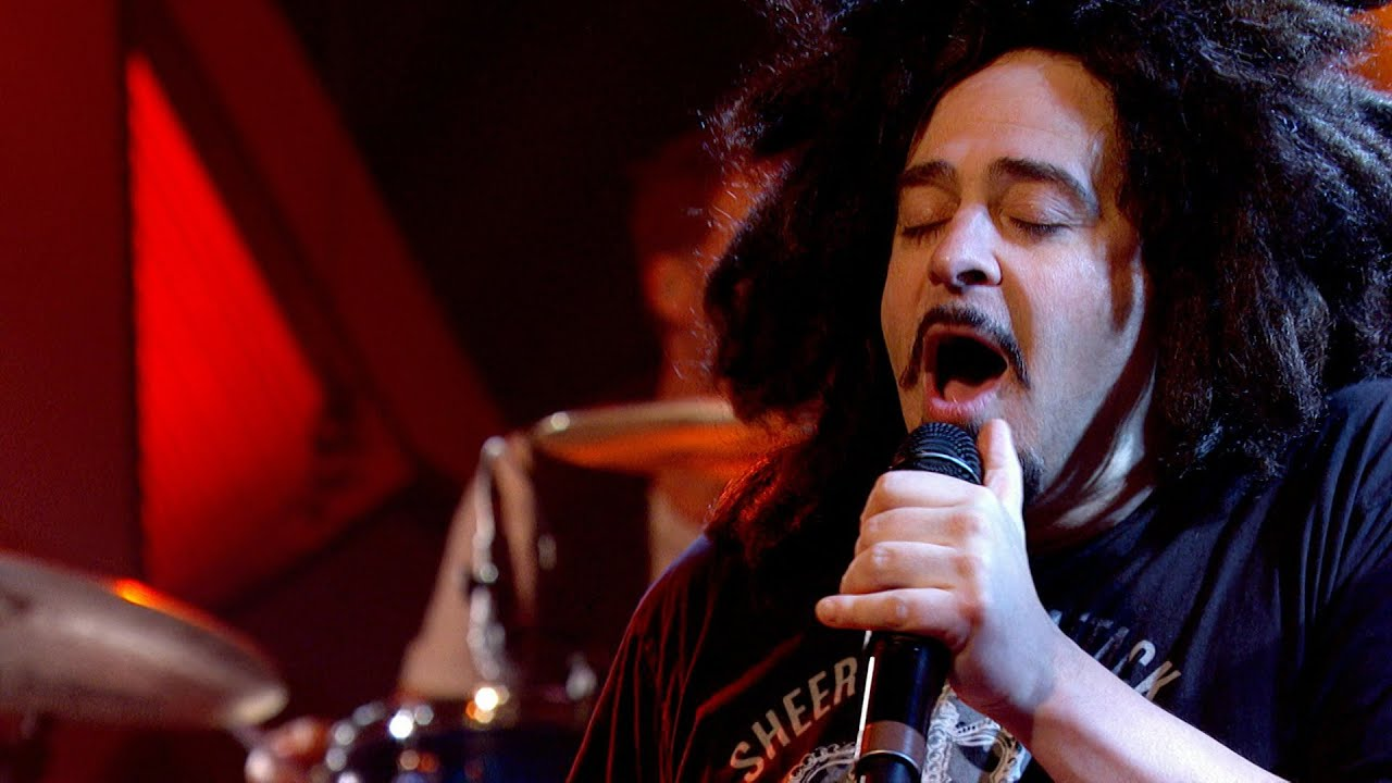 Counting Crows - Earthquake Driver - Later... with Jools Holland - BBC Two
