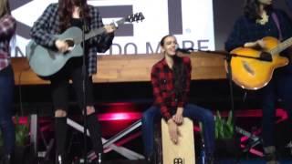 Cimorelli - I Got You at YouTube Space LA
