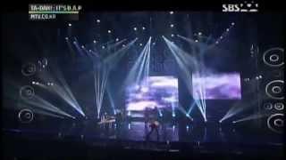 B.A.P Bang YongGuk ft. Daehyun -  I Remember  at B.A.P showcase