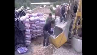 Изготовление бетона на Вашем объекте(, 2014-06-03T09:55:55.000Z)
