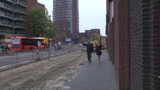 Oldenzaalsestraat Enschede jaar dicht om aanleg waterberging