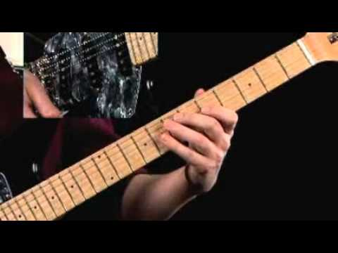 How To Play Jazz Guitar - #2 Jazz Scales - Guitar Lessons For Beginners
