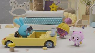 Малышарики – Каша   Новая Серия 185   Мультики для детей