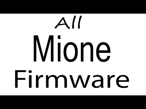 Mione R1 Firmware Flash File SPD BY CM2