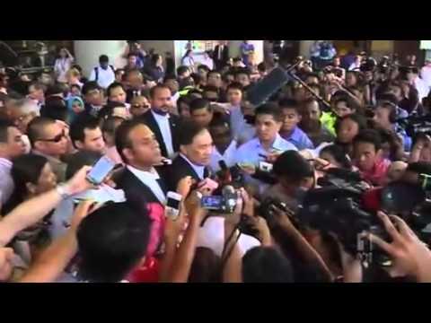 Anwar Ibrahim cleared of sodomy charge