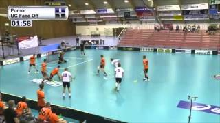 Face Off at the EuroFloorball Cup 2014 (EFC) (compilation)