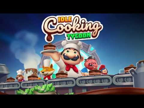 Idle Cooking Tycoon – Tap Chef 1