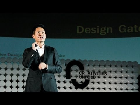 [CU2013] Don Tae Lee: Cognitive Design with human desire [English Sub]