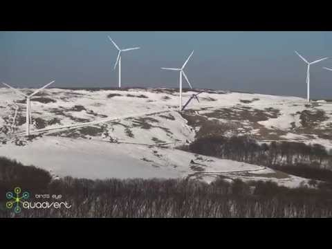 Renewable Energy in Bulgaria from the sky