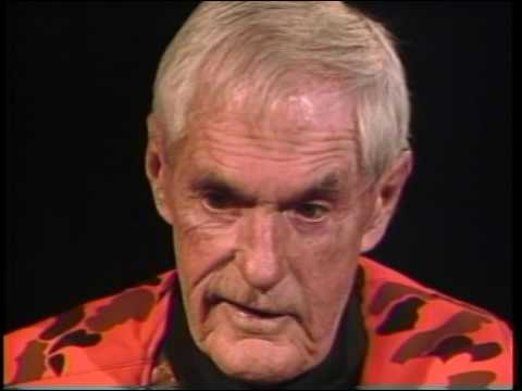 Timothy Leary--Rare 1992 TV Interview, Psychedelic Guru, LSD
