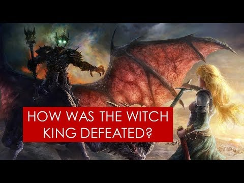 Download Youtube: How Eowyn defeated the Witch-King? EXPLAINED [Lof the Rings Lore]
