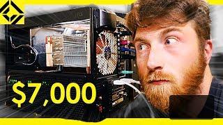 $ 7000 PC Stress Test
