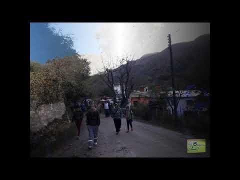 SENDERISMO LIBRE CATAMARCA LOS ANGELES CAPAYAN