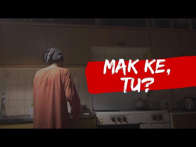 MAK KE, TU?   Horror short film