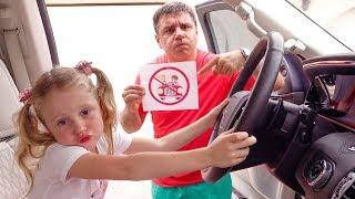 Stacy y las reglas de conducta para niños.