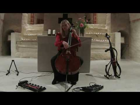 Bach Suite 2 Sarabande, Mayke Rademakers (cello)