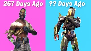 10 Skins You Didn't KNOW ARE RARE in Season X (Fortnite Rarest Skins)