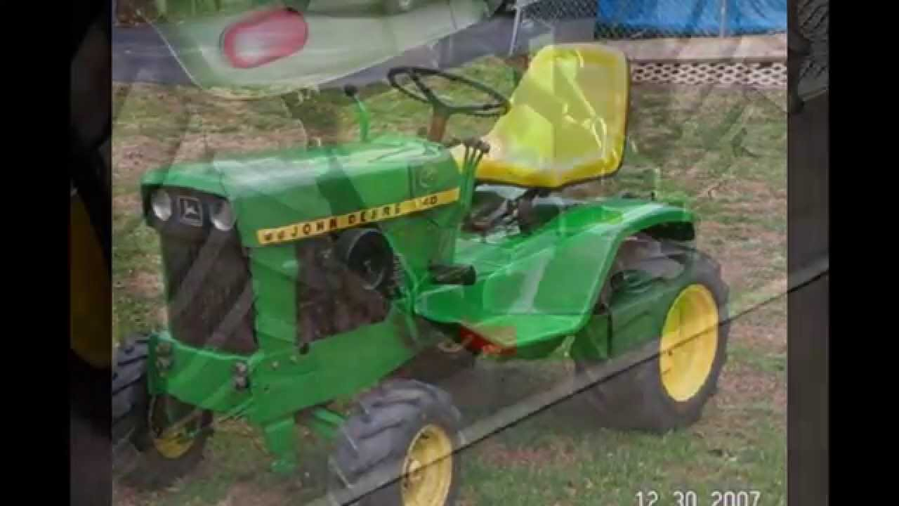 Attachments for 19601970 john deere 110112140  YouTube