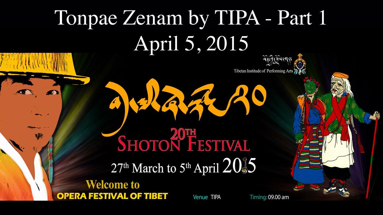 Download Shoton 2015: Life of Buddha - Tonpae Zenam by TIPA - Part 1