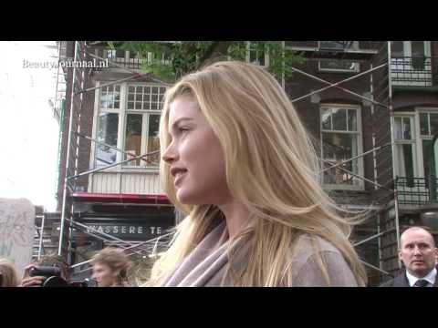BeautyJournaal TV: Vijf minuten met Doutzen Kroes