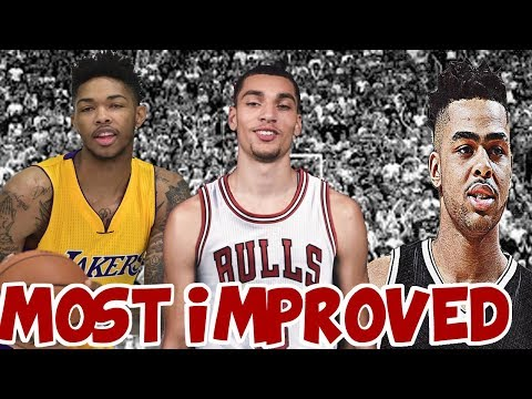 Top 5 MOST IMPROVED PLAYER Candidates 2018!