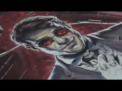Juliano Vinícius - Daredevil Speed Paint.