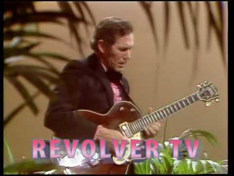 Chet Atkins - Snowbird  live 1970