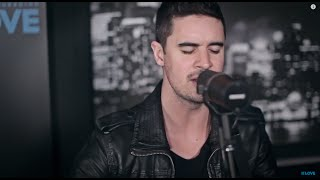 "Kristian Stanfill ""Even So Come"" LIVE at K-LOVE"