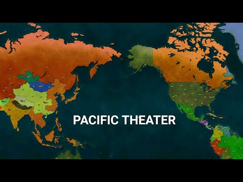 Age Of Civilization - The Pacific Theater