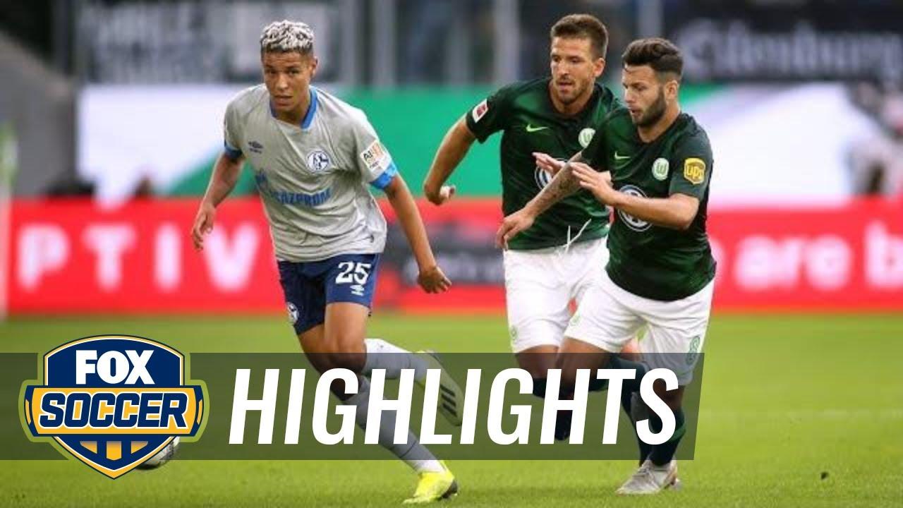 Download VfL Wolfsburg vs.Schalke 04 | 2018-19 Bundesliga Highlights