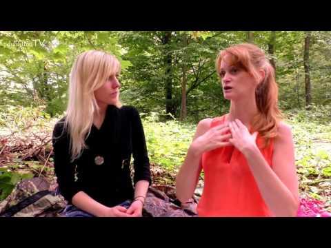 Im Bulli zu Hause - Interview mit Véronique Papillon - dubistfrei.TV