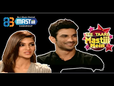 Exclusive Interview - Raabta - Sushant Singh Rajput & Kriti Sanon