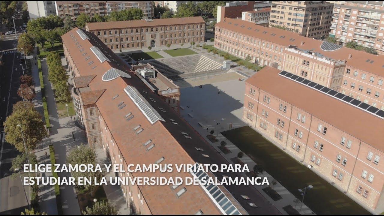 Campus Viriato de Zamora de la Universidad de Salamanca