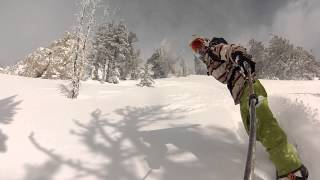 Glory Shovel Slide Mid January 2014 Thumbnail