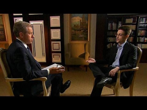 """Edward Snowden NBC Interview: """"I Was Trained As A Spy"""" from YouTube · Duration:  5 minutes 37 seconds"""