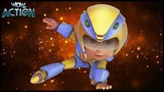 Hindi Kahaniya | Vir: The Robot Boy | Hindi Cartoon Video | Moral Stories for Kids | Vir Ek Villian