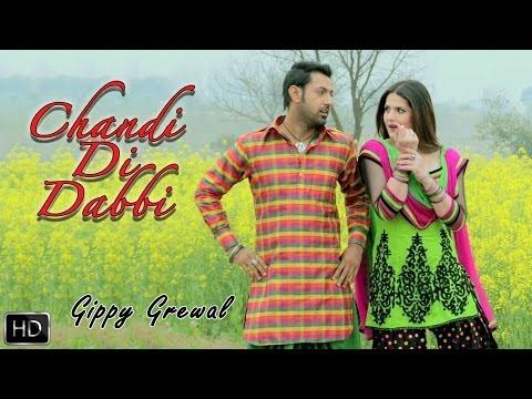 Chandi Di Dabbi | Jatt James Bond | Gippy Grewal | Zareen Khan | New Punjabi Song
