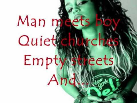 Fefe dobson man meets boy album version