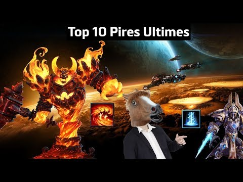 TOP 10 des Pires Ultimes d'Heroes of the Storm