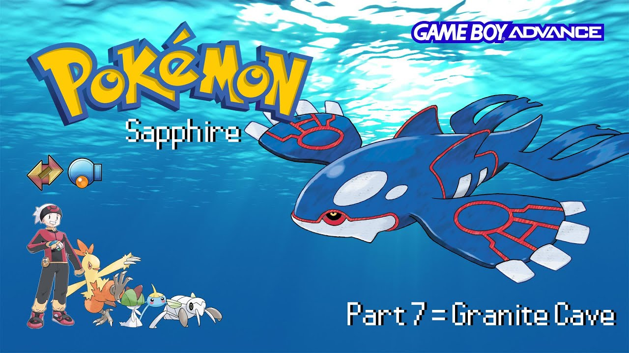 pokemon sapphire walkthrough - 1280×720