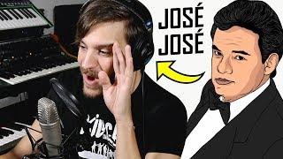 Escucho/Analizo a José José por primera vez | ShaunTrack