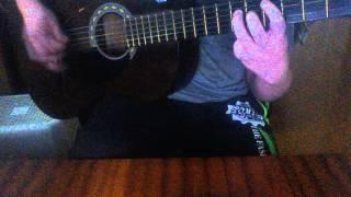 веселая мелодия на гитаре