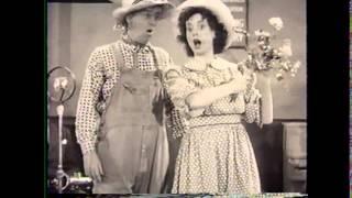 Elsa Lanchester and J.Pat O