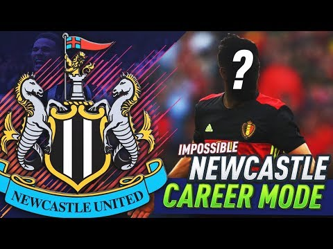 SIGNING A BELGIUM STAR FOR FREE!!! FIFA 18 NEWCASTLE UNITED CAREER MODE #17
