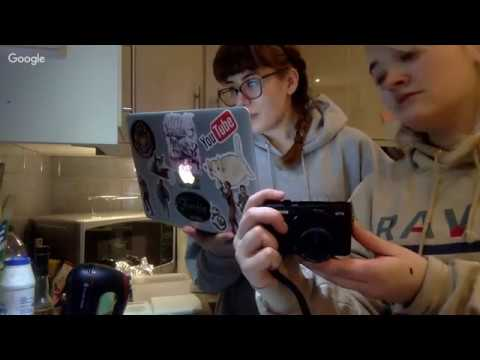 Baking Brownies With Rowan (and Bethshake)