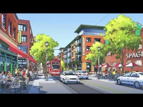 The Strip District, Pittsburgh - Concept Plan