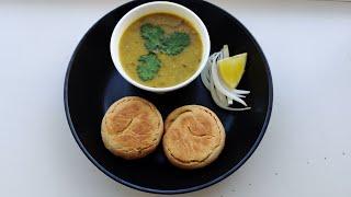 Daal Bati   Dal Baati   Rajasthani Recipe   Moong Daal Recipe